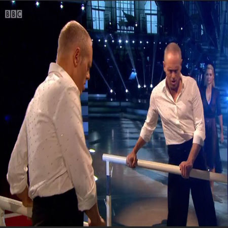 BBC Strictly Come Dancing 1