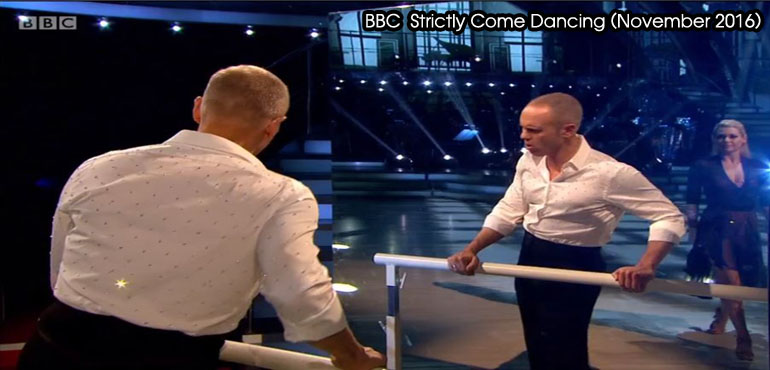 BBC Strictly Come Dancing Home reel
