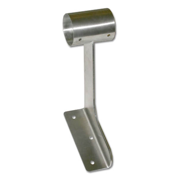 Brushed Stainless Bracket Single (LINK)